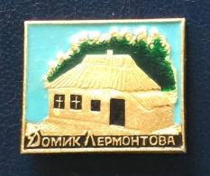 Lermontov's House, Russia - Celebrities