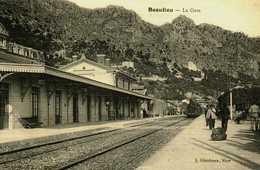 06 BEAULIEU LA GARE Trés  Bon Etat - Beaulieu-sur-Mer