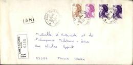 FRANCE - Enveloppe Voyagée En Poste Navale - Détaillons Collection - A Voir - Lot N° 20711 - Postmark Collection (Covers)