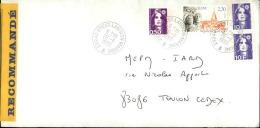 FRANCE - Enveloppe Voyagée En Poste Navale - Détaillons Collection - A Voir - Lot N° 20712 - Postmark Collection (Covers)