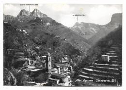 CARDOSO ALPI APUANE VIAGGIATA FG - Lucca