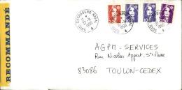 FRANCE - Enveloppe Voyagée En Poste Navale - Détaillons Collection - A Voir - Lot N° 20713 - Postmark Collection (Covers)