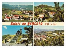 SALUTI DA BERCETO VIAGGIATA FG - Prato