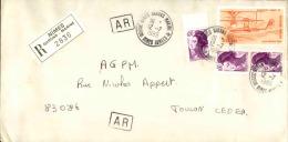 FRANCE - Enveloppe Voyagée En Poste Navale - Détaillons Collection - A Voir - Lot N° 20718 - Postmark Collection (Covers)