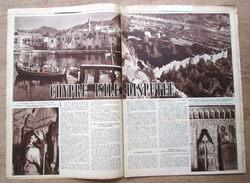 """Magazine Avec Article """"Chypre, L'île Disputée"""" 1955 - Verzamelingen"""