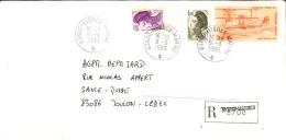 FRANCE - Enveloppe Voyagée En Poste Navale - Détaillons Collection - A Voir - Lot N° 20719 - Postmark Collection (Covers)