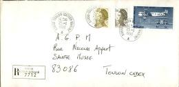 FRANCE - Enveloppe Voyagée En Poste Navale - Détaillons Collection - A Voir - Lot N° 20721 - Marcophilie (Lettres)