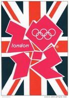 Postcard - London 2012 Olympic & Paralympic Games Logo. 31590 - Olympic Games