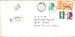 FRANCE - Enveloppe Voyagée En Poste Navale - Détaillons Collection - A Voir - Lot N° 20723 - Postmark Collection (Covers)