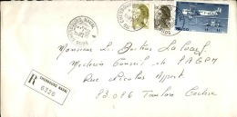 FRANCE - Enveloppe Voyagée En Poste Navale - Détaillons Collection - A Voir - Lot N° 20724 - Marcophilie (Lettres)