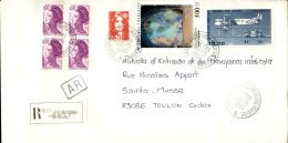 FRANCE - Enveloppe Voyagée En Poste Navale - Détaillons Collection - A Voir - Lot N° 20725 - Marcophilie (Lettres)