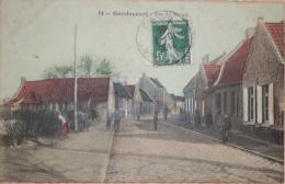 CPA GONDECOURT – Rue Du Marais - Otros Municipios