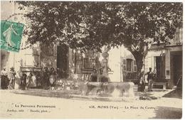 83  MONS La Place Du Centre - France