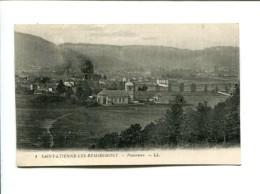 CP - Saint Etienne De Remiremont      (88)panorama - Saint Etienne De Remiremont