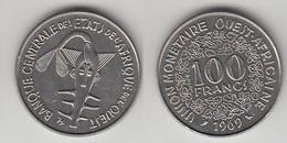 BANQUE CENTRALE DES ETATS DE 'AFRQUE DE L'OUEST - 100 FRS 1969 - SUP - Central African Republic