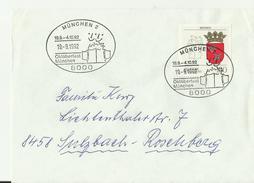 BDR CV  SST 1992 MUCHEN OKTOBERFEST - BRD