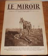 LE MIROIR. N° 61. Dimanche 24 Janvier 1915. Anvers Sous La Domination Allemande. Boureuilles Et La Forêt D'Argonne. - 1900 - 1949