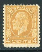 Canada  Sc# 198  (*)   MH   1932 - Unused Stamps