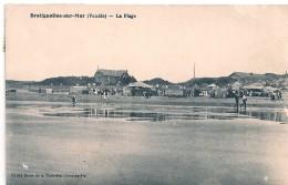 Cpa 85 Brétignolles La Plage - Bretignolles Sur Mer