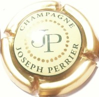 Perrier Joseph N°80, Jaune, Contour Or - Champagne