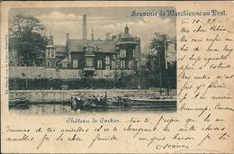 Souvenir De MARCHIENNE-AU-PONT - Château De Cartier - Charleroi