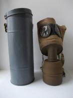 - Masque à Gaz - WW2 - - Equipement