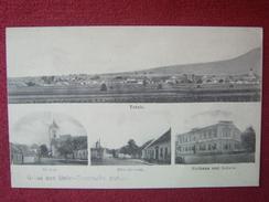 CZECH / DOLNÍ DUNAJOVICE - UNTER TANNOWITZ / 1910 - Tchéquie