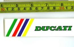 Ducati Adesivo Concessionario Originale Nuovo Anni '80 - Genuine Factory Sticker - Moto