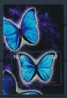 [38567] Niue 2004 Butterflies Schmetterlingen Papillons  MNH Sheet - Unclassified