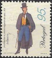 PORTUGAL 1995 19th-century Itinerant Trades -  95e. - Coachman FU - 1910-... República