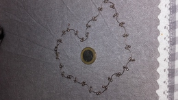 Collier Argent,silver,année 60 - Necklaces/Chains