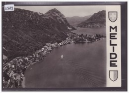 FORMAT 10x15 Cm - MELIDE - TB - TI Ticino