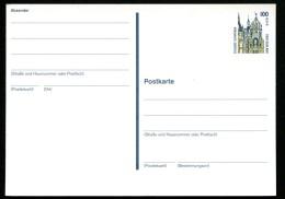Bund P162 Postkarte SCHLOSS SCHWERIN ** 2001 - BRD
