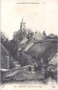 63 - MUROLS - 521 - Un Coin Du Village - Circulé 1912 -  B.E. - Edit. ELD - Autres Communes