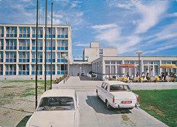 Kutina - Hotel Kutina - Peugeot 404 Audi 1969 - Croatia