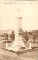 Blangy Sur Ternoise -monument Aux Morts -1914-1918-cpa - Altri Comuni