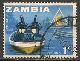 Timbres - Afrique - Zambie - 1965 -  1. - - Zambia (1965-...)