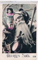 CPA  PERE NOEL JOUETS 1908  SANTA CLAUS POUPEE   CB403 - Santa Claus