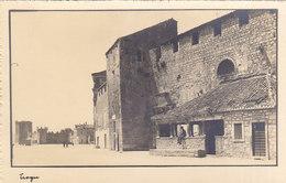 Trogir Real Photo Postcard Ca.1930 - Croatia