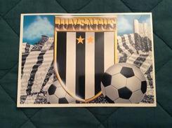 Cartolina Allegorica Juventus - Football