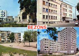CPM  Bezons  Cité Des Sycomores - Bezons
