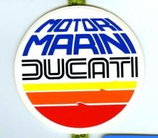 Ducati Motori Marini Adesivo Originale Nuovo Anni '70 - Genuine Factory Sticker - Moto