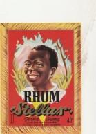 - ETIQUETTE DE RHUM   - 026 - Rhum