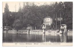 CPA Olivet Proche Orléans 45 Loiret L´ Ardoise éditeur Th G. N°583 écrite 1917 Tampon 81 ème Régiment Artillerie Au Dos - Orleans