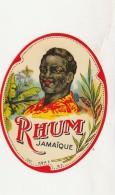 - ETIQUETTE DE RHUM   - 033 - Rhum