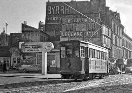 ACACF Tram 135 - Tramway  - Gare De VERSAILLES RIVE DROITE - Yvelines 78 - Versailles