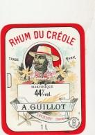 - ETIQUETTE DE RHUM   - 037 - Rhum