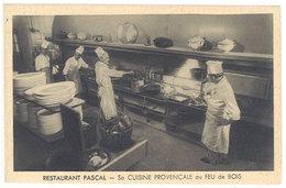 Cpa Marseille - Restaurant Pascal - Près Du Vieux Port   ((S.999)) - Vieux Port, Saint Victor, Le Panier