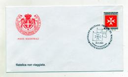 Malta - 2005 - Busta FDC - Poste Magistrali - Filatelica Non Viaggiata - Con Annullo Filatelico  - (FDC1766) - Malta