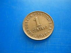 1 CENTAVO 1917